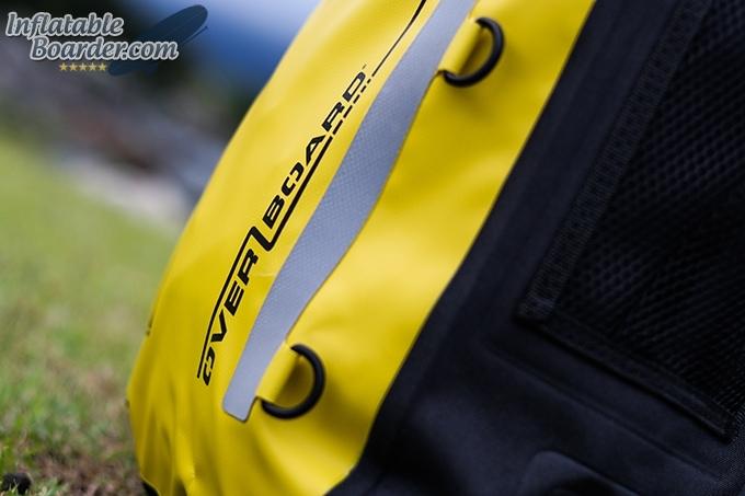 OverBoard Waterproof Backpack Reflective Strip