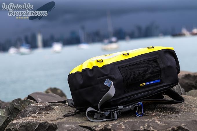 OverBoard Waterproof Backpack Side