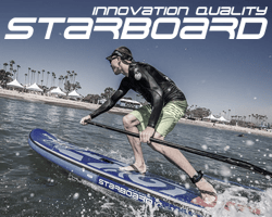 Starboard Inflatable SUP Reviews