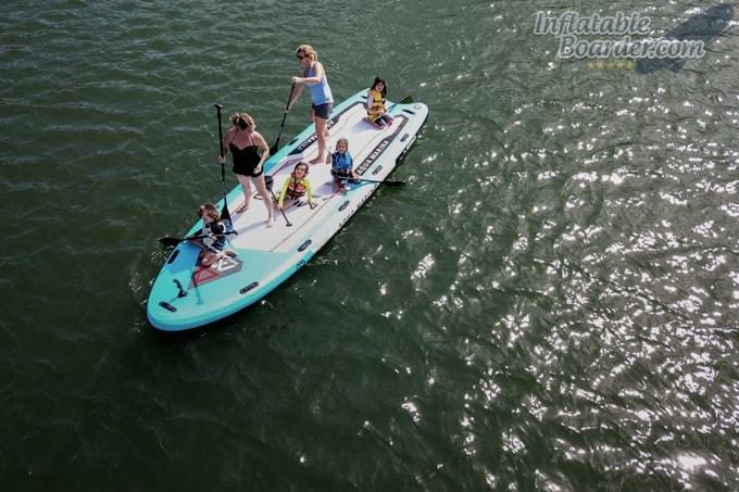Aqua Marina MEGA Paddle Board