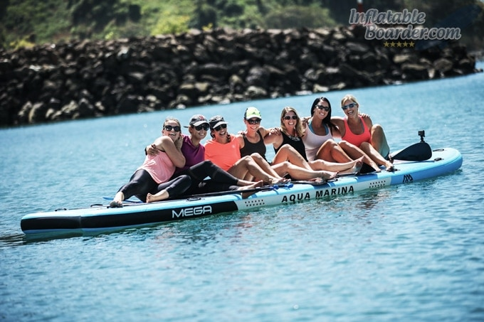 Aqua Marina MEGA SUP Paddle Board