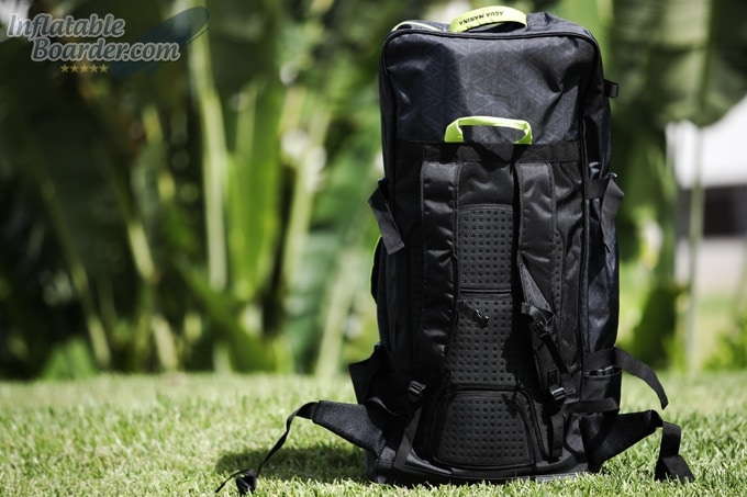 Aqua Marina Roller Backpack Shoulder Straps