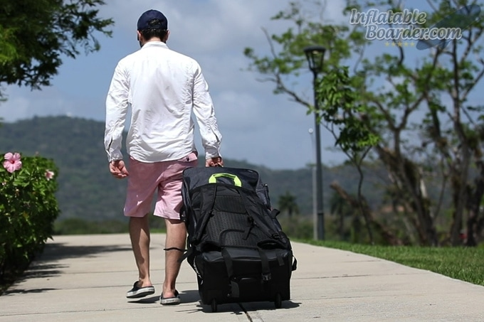 Aqua Marina Wheeled Backpack