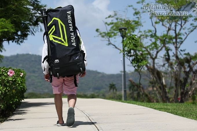 Aqua Marina Wheeled iSUP Backpack