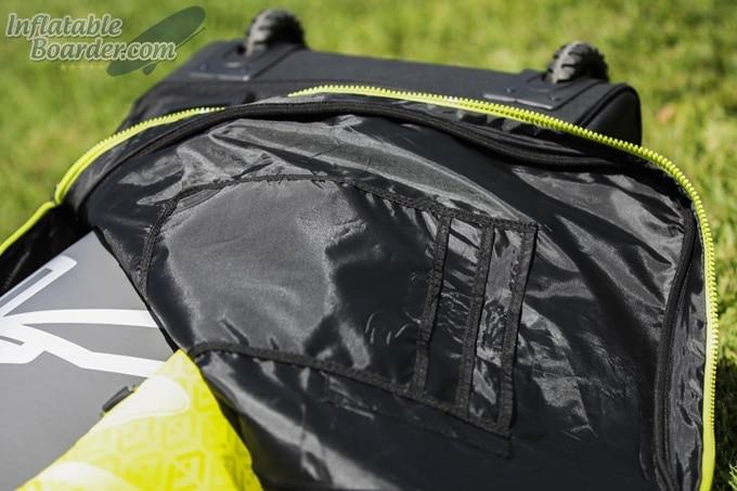 Aqua Marina Wheely Bag Interior Pockets