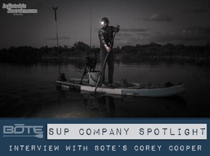 BOTE Corey Cooper Interview