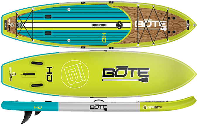 BOTE HD Inflatable Paddle Board
