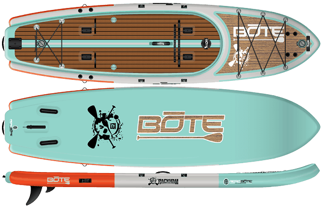 BOTE Rackham Inflatable SUP