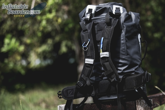 OverBoard 60L Dry Tube Backpack