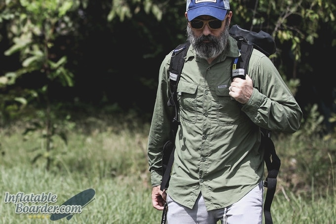 OverBoard Dry Tube Backpack Camping