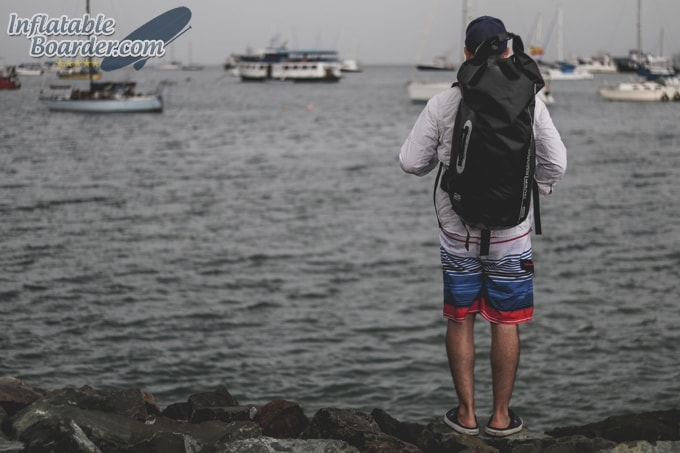 OverBoard Dry Tube Backpack Sailing