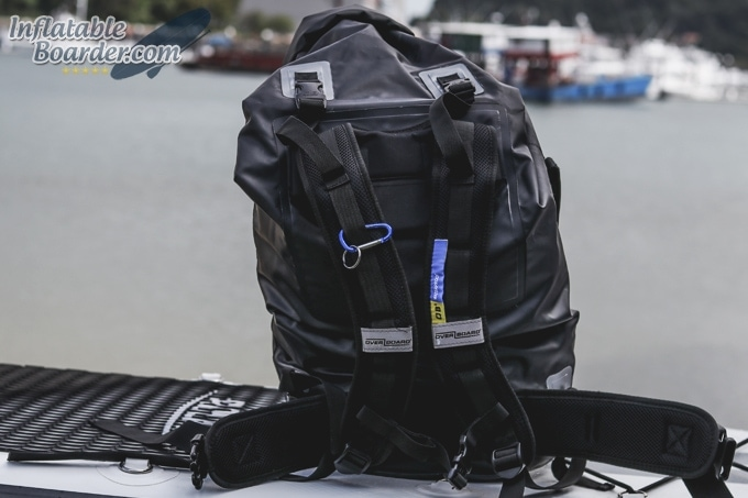 OverBoard Dry Tube Backpack Straps