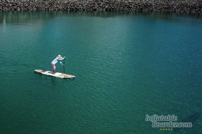 """THURSO Expedition 11'6"""" Touring Paddle Board"""