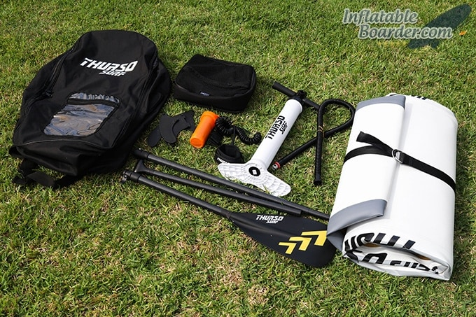 THURSO Expedition SUP Bundle