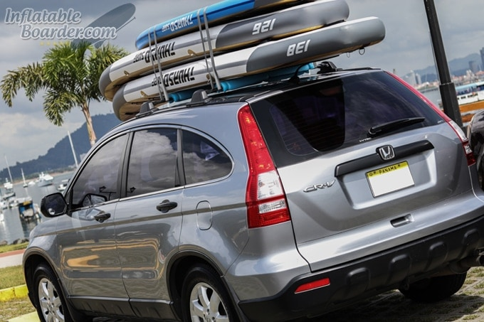 THURSO SUP Roof Rack