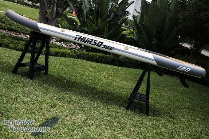 THURSO SURF Expedition SUP Rails