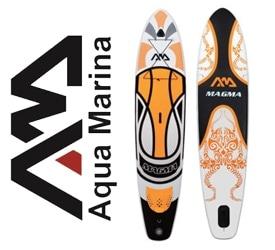 Aqua Marina MAGMA Paddle Board