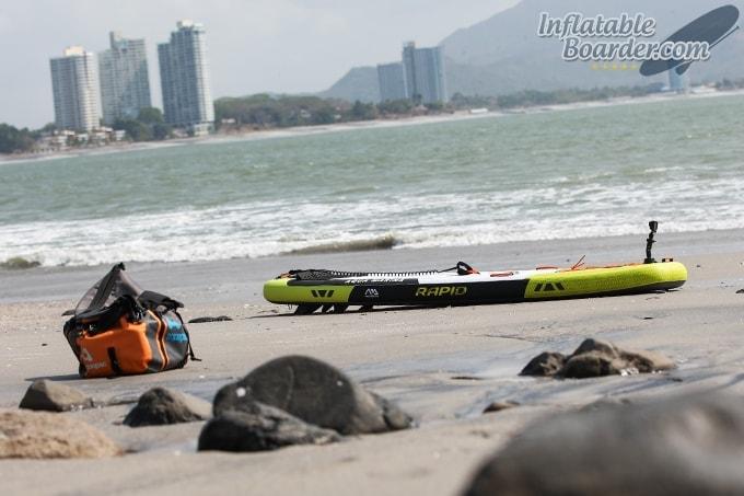 Aqua Marina RAPID Inflatable SUP Board