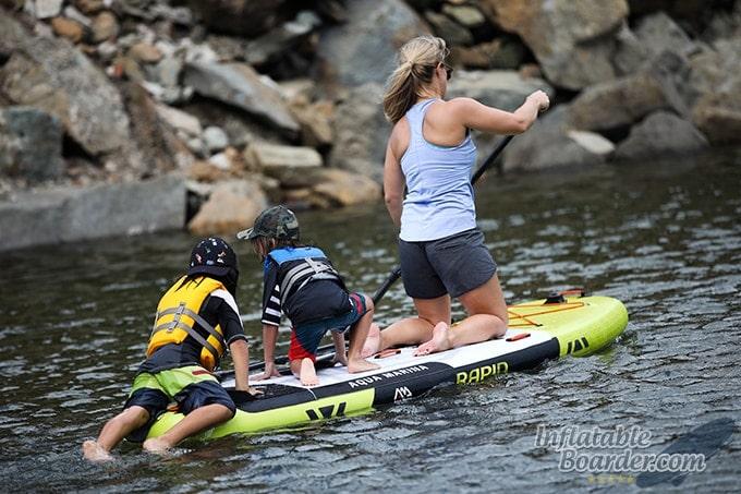 Aqua Marina RAPID Inflatable SUP