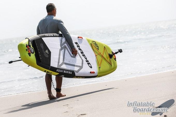 Aqua Marina RAPID iSUP Board