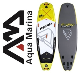 Aqua Marina RAPID Paddle Board