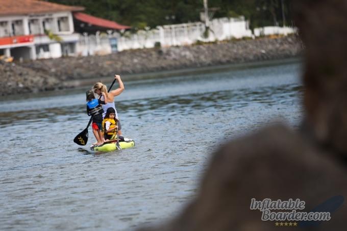 Aqua Marina RAPID River iSUP