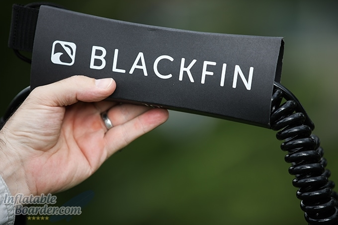 Blackfin Coiled SUP Leash