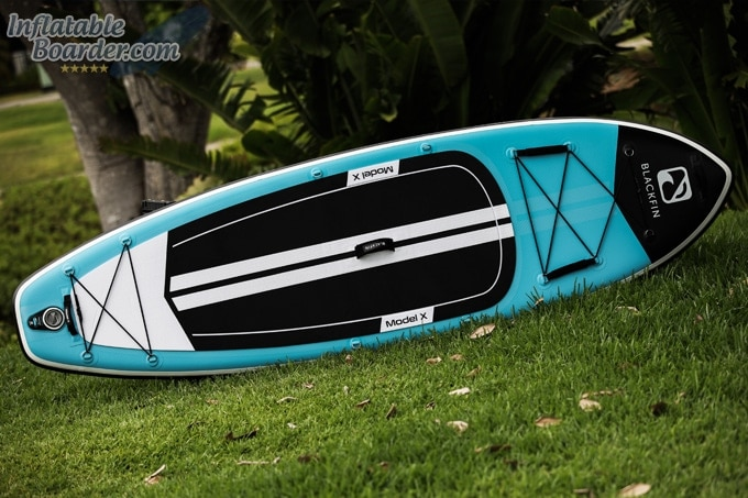 "Blackfin Model X 10'6"" Top"