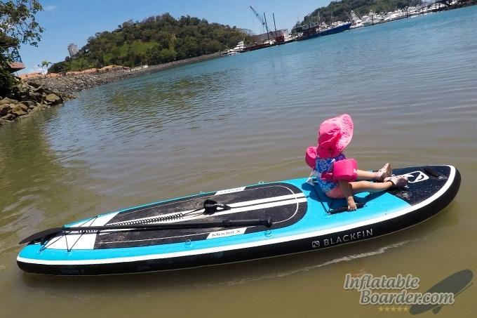 Blackfin Model X Children's Handles
