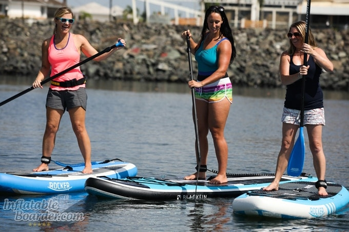 Blackfin Model X Inflatable SUP