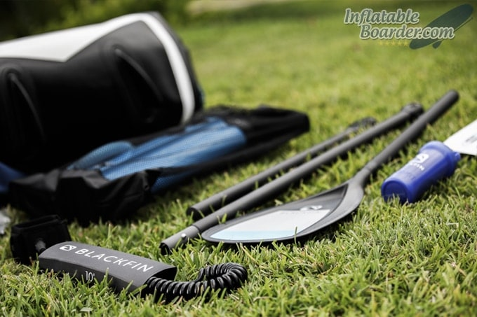 Blackfin Model X SUP Accessories