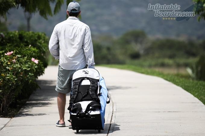 Blackfin Wheeled Roller Backpack