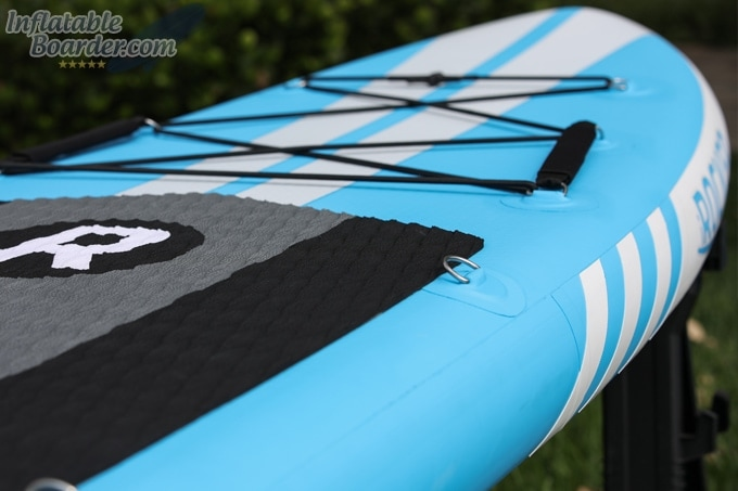 iROCKER ALL-AROUND 10' Inflatable SUP Board