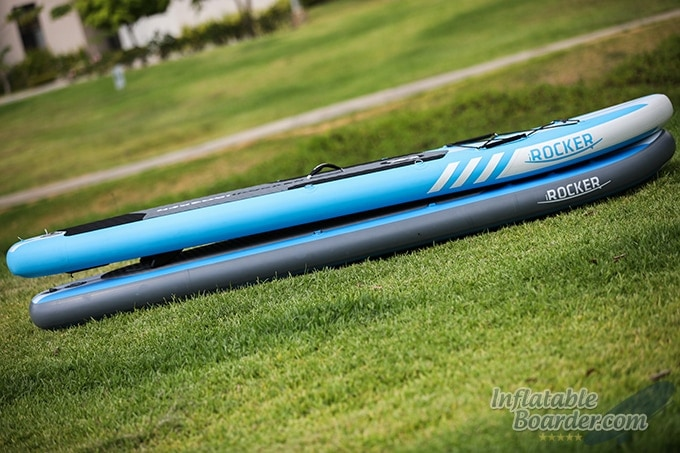 iROCKER ALL-AROUND 10' Inflatable SUP