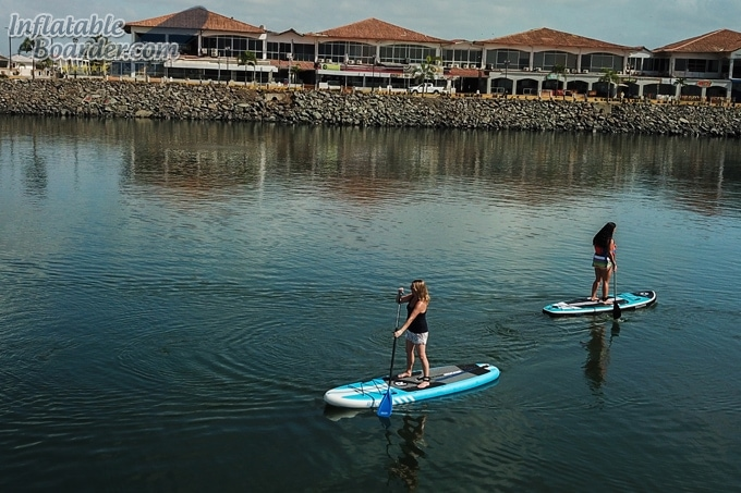 iROCKER ALL-AROUND 10' Paddle Board