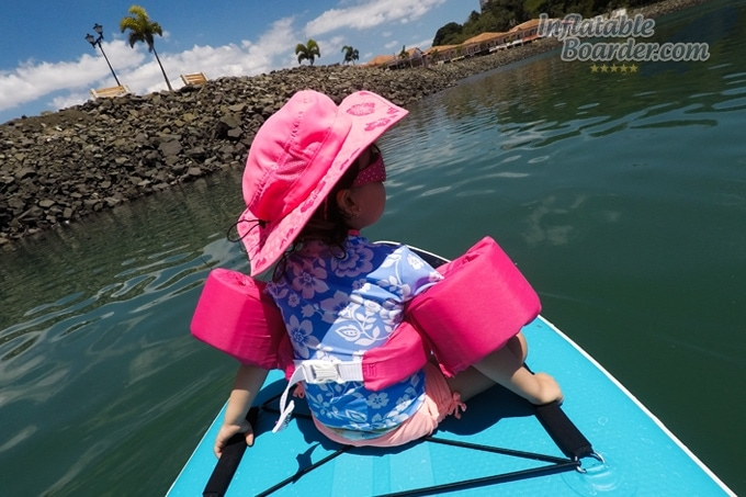 iROCKER Blackfin Model X Paddling Kids