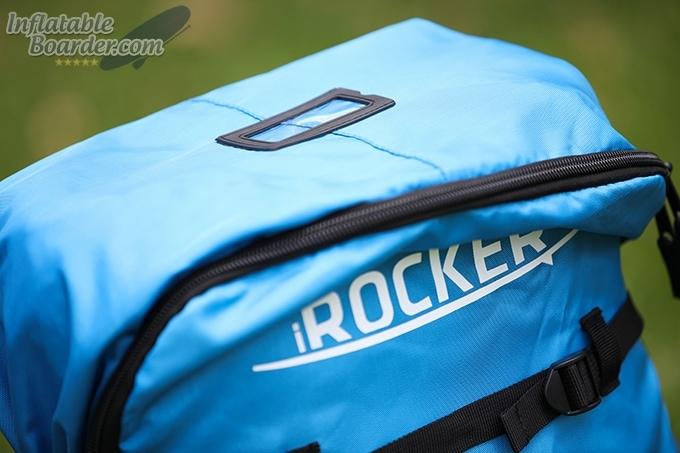 iROCKER Carrying Bag Luggage ID Window