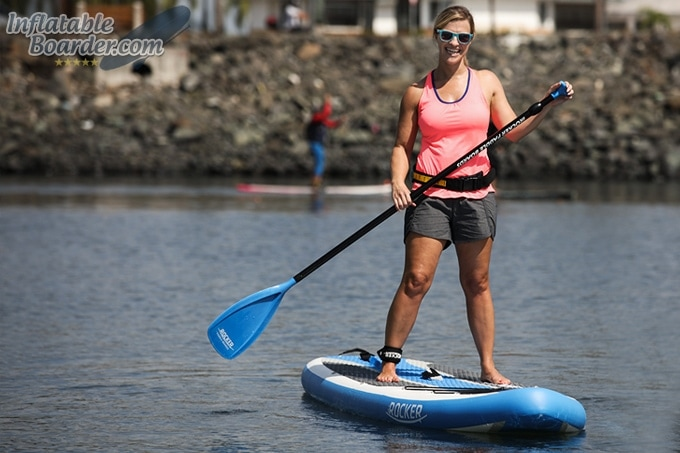 "iROCKER CRUISER 10'6"" Inflatable Paddle Board"