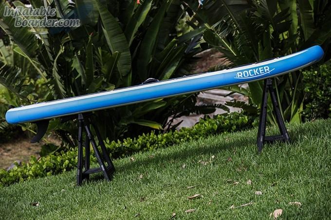 "iROCKER CRUISER 10'6"" Inflatable SUP"
