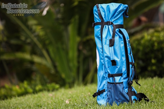 iROCKER Inflatable SUP Backpack