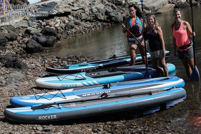 iROCKER Inflatable SUPs