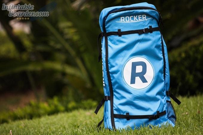 iROCKER iSUP Backpack Front