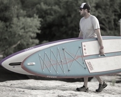 Nate Brouwer Tahoe SUP Interview