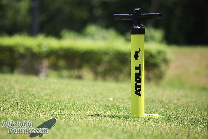 Atoll Dual-Action Pump