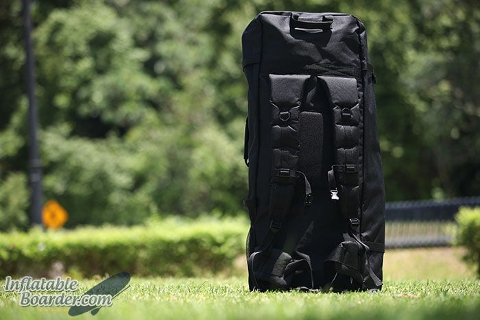 Atoll iSUP Backpack Rear
