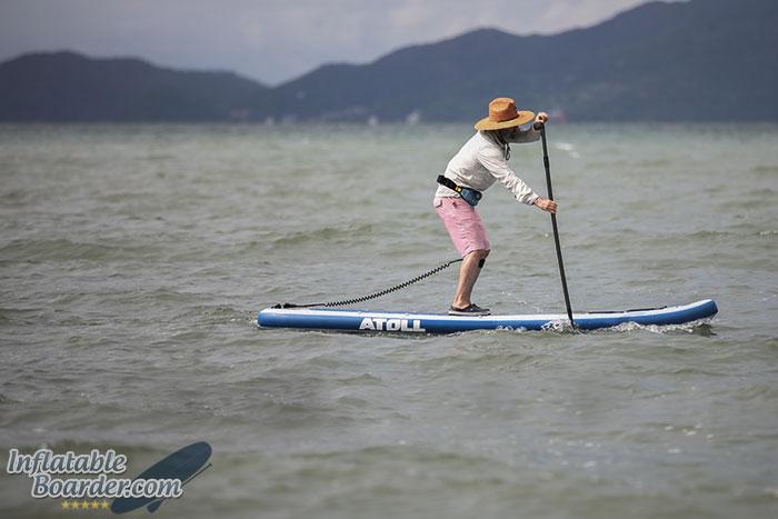 Atoll Paddle Board Performance