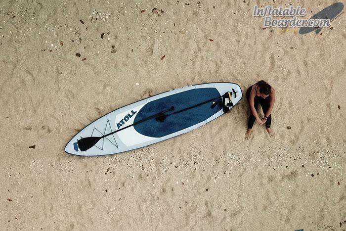Atoll SUP Board on Beach