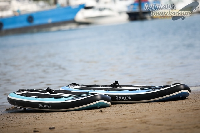 BLACKFIN Inflatable Paddle Boards