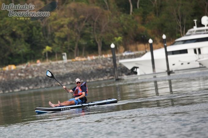 BLACKFIN Kayak Seat Package