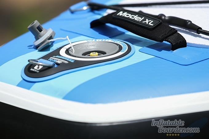BLACKFIN Model XL Air Valve